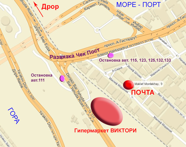 mapdoarcheckpost